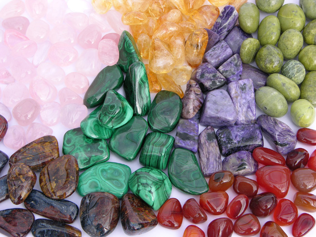 Craft Decorative Gemstones